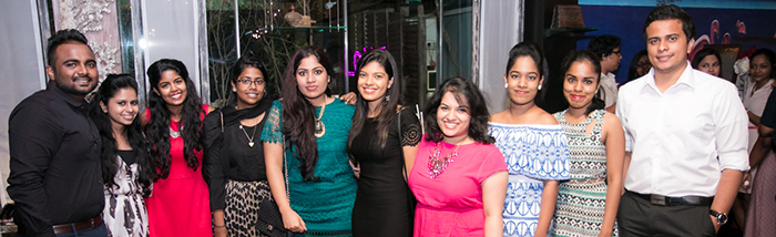 Alumni and Student Reception Sri Lanka