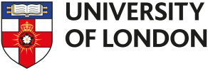 University of London logo - Home