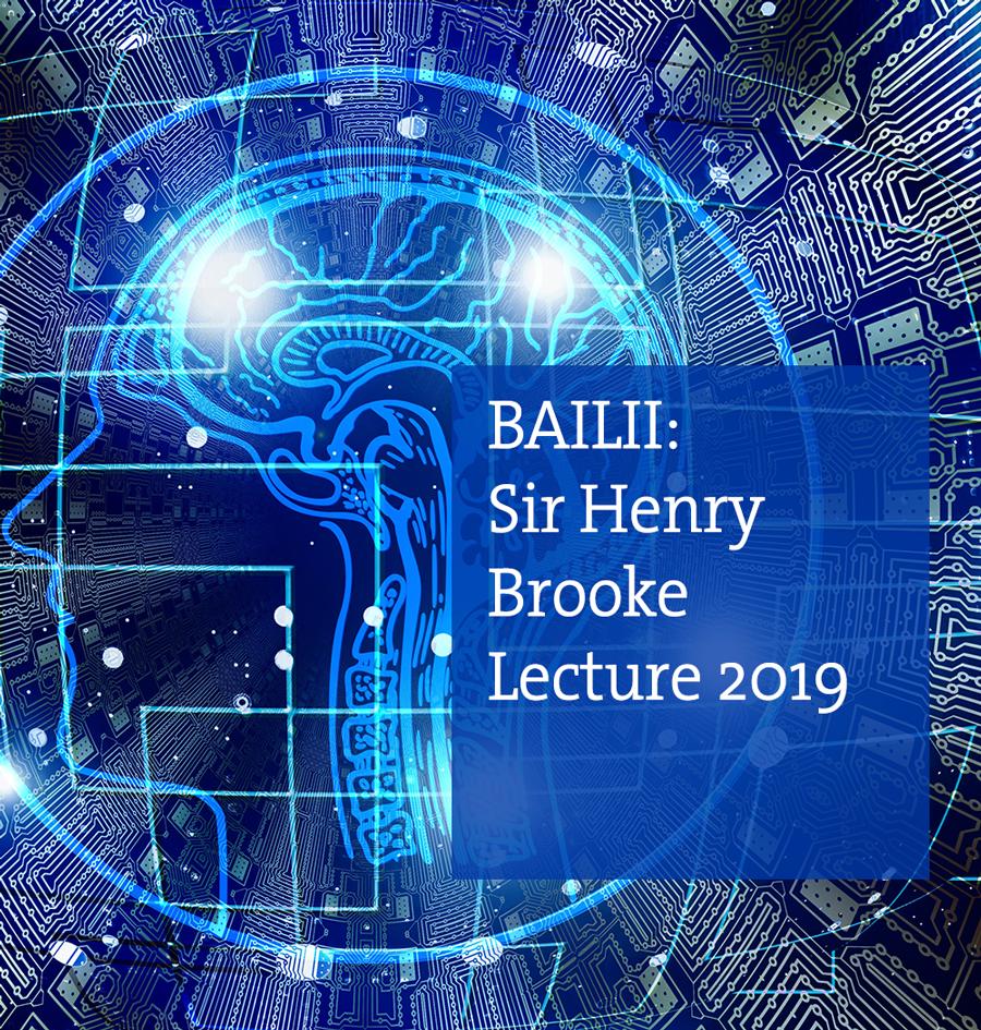 Annual BAILII Lecture