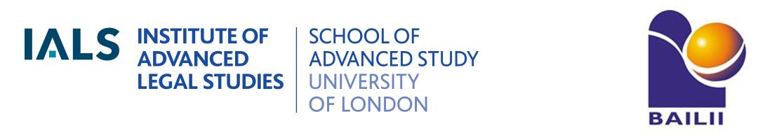 Institute of Advanced Legal Studies, School of Advanced Study | British and Irish Llegal Information Institute (BAILII)